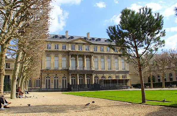 Paris : une jolie balade dans le Marais !
