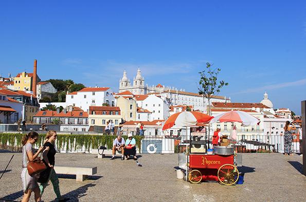 Un grand Week end à Lisbonne